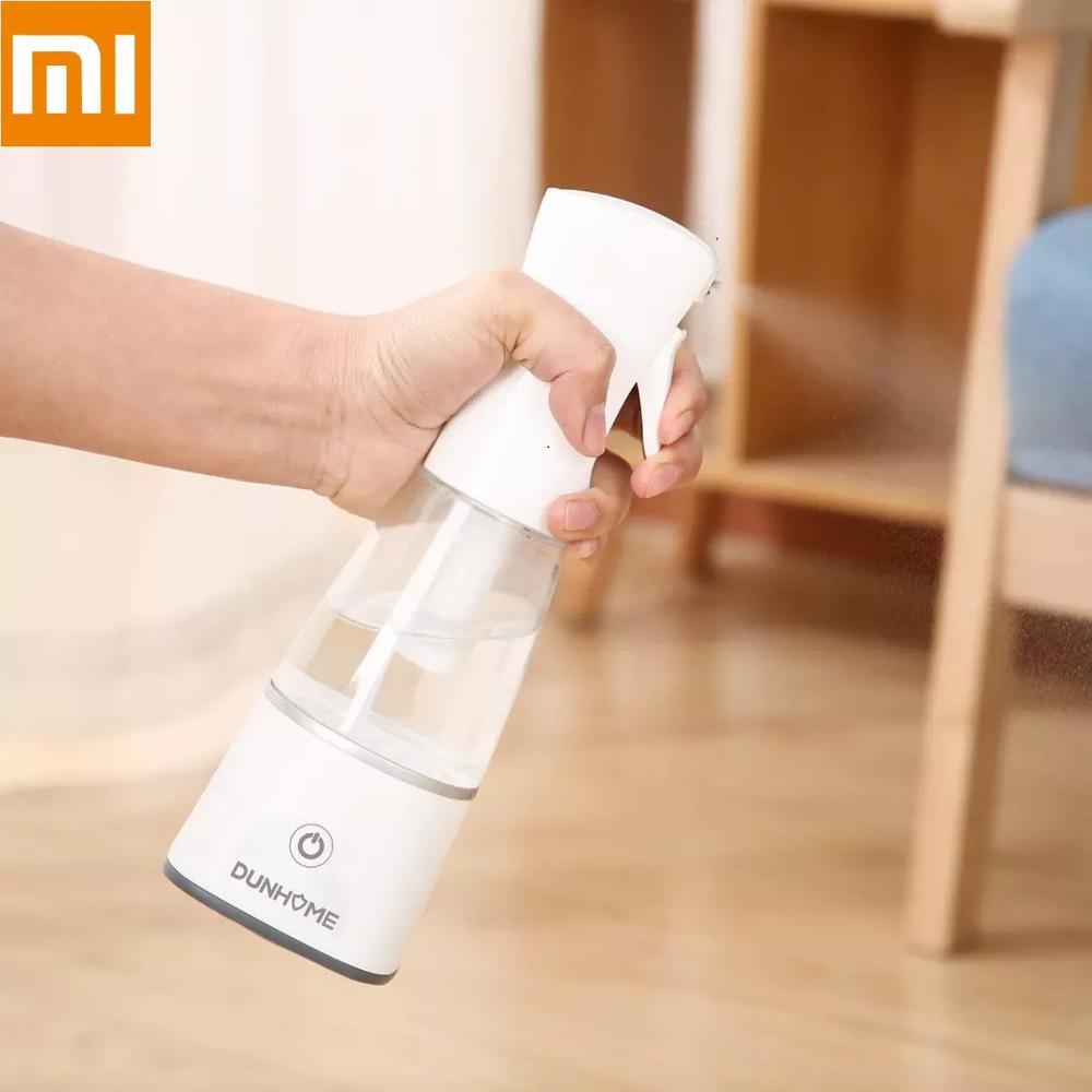 Xiaomi desinfección generador de agua portátil desinfectante Simple del hogar que hace la máquina botella de Spray de hipoclorito de sodio Gener