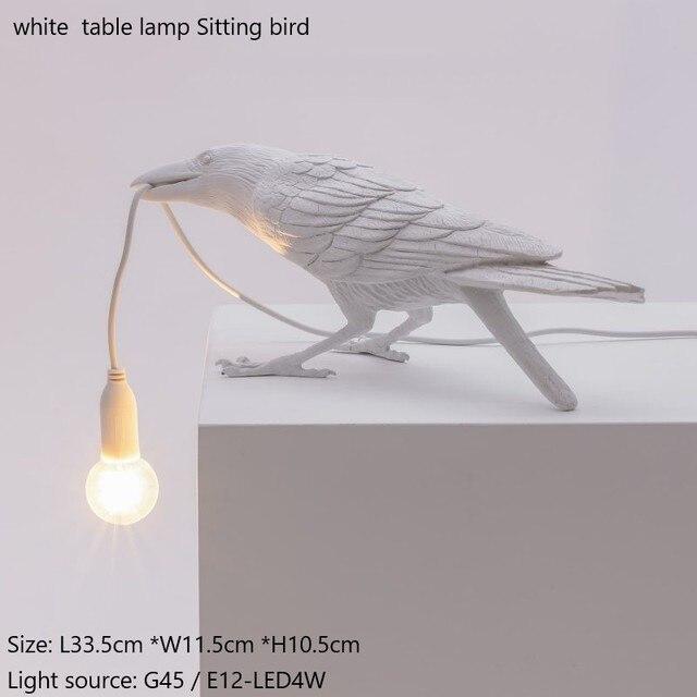 Bird Table Lamp  5