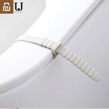 Xiaomi JORDAN & JUDY Toilet Seat Cover Lifter zachte Siliconen Goede fit Wc potje ring Handvat voor Travel Thuis Badkamer nieuwe ontwerp