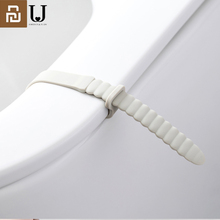 youpin JORDAN&JUDY Toilet Seat Cover Lifter soft Silicone Good fit Toilet potty ring Handle for Travel Home Bathroom new design