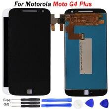 G4 Plus Screen For Motorola Moto LCD Display Touch for MOTO plus display Xt1644 Xt1640 Xt1641 XT1625 lcd
