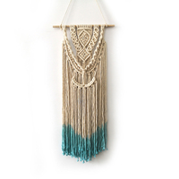 Tapestry Boho Chic Wall Hanging Decorations Hand Woven Wall Decoration Crafts Woven Pendant For Living Room