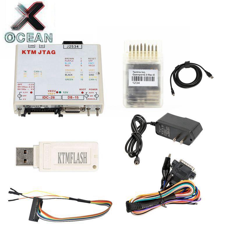 KTMflash V1.95 ECU Programmer & Transmission Power Upgrade Tool KTM Flash DiaLink J2534 Cable Support 271 MSV80 MSV90