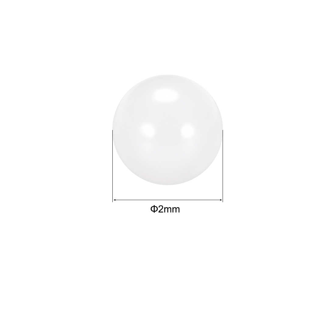 2mm Cerámica Rodamiento Bolas ZrO2 Óxido Circonio Bolas G5 Precisión 10pcs