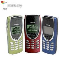 Nokia – téléphone portable 8210 classique 2G GSM 900/1800 GPRS, débloqué, prise en charge multilingue, reconditionné