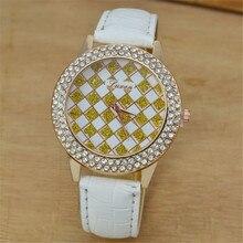 Fashion Casual Leather Band Wristwatch 2020 New Women Watch