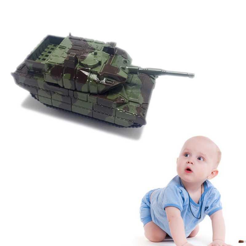 Baru Hijau Tentara Meriam Model Mainan Kendaraan Militer Mainan Plastik Tentara Y4QA
