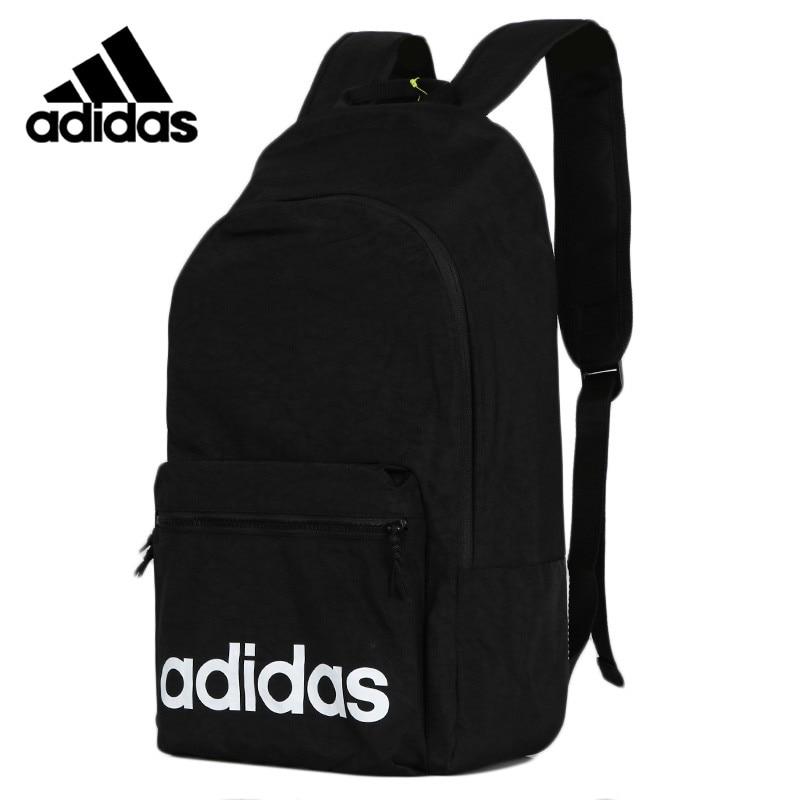 Original Adidas G BP diario mujeres mochilas negro deportes entrenamiento bolsas DM6156