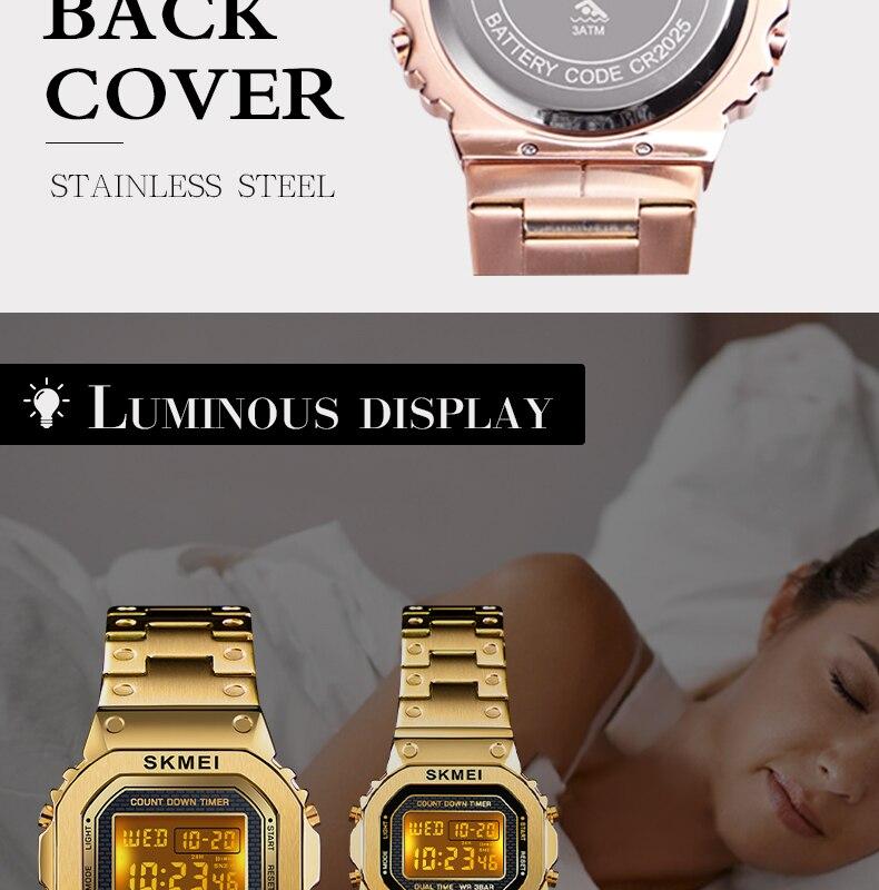 relógios de pulso 2 tempo relógios crono
