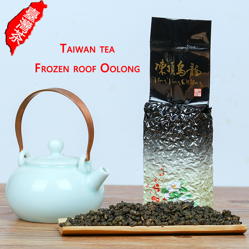 Oolong Tea Taiwan Tea Frozen Top Oolong Super-grade Alpine Tea Luzhou-flavor 150g 300g Bag Packaging