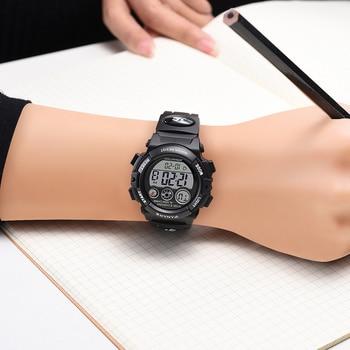 Детские цифровые часы SYNOKE 6