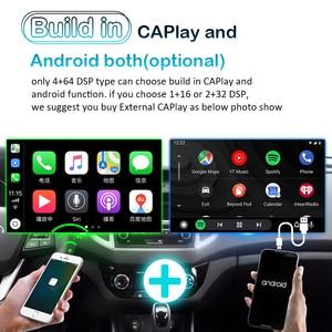 Image 4 - PX6 2 DIN Android 10 Auto Radio für Seat Altea Toledo VW GOLF 5/6 Polo Passat B6 CC Tiguan 2din auto audio stereo navigation
