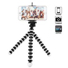 Phone-Tripod-Holder Octopus Motion-Camera iPhone Huawei DJI YI Flexible Xiaomi Mini For Gopro