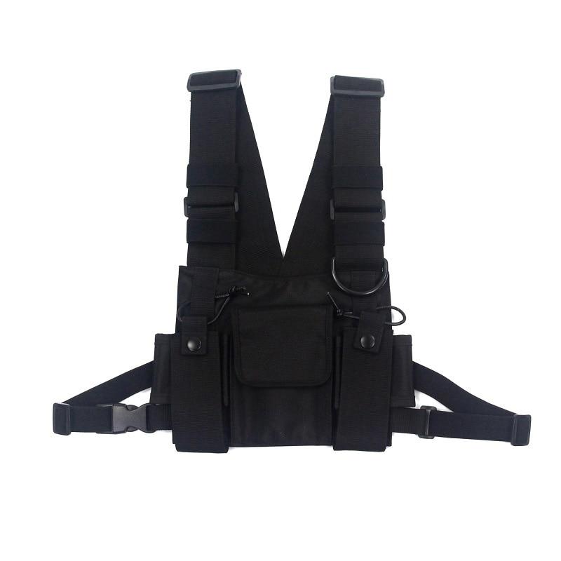 Men's Tactical Shoulder Chest Rig Bag 1