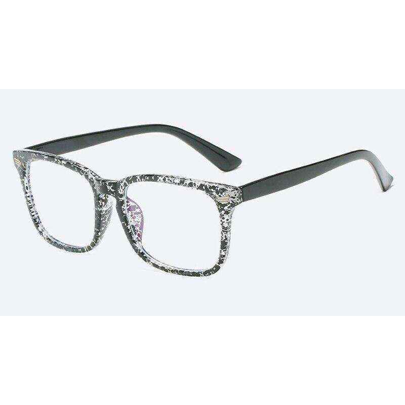 Image 3 - Women Bifocal Reading Glasses magnifier Men Rivets Retro Square Look Near Far Presbyopia Spectacles Can Custom Prescription N5-in Women's Reading Glasses from Apparel Accessories