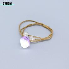 CYHGM  hair scrunchies velvet elastic bands scrunchy in womens Hair Accessories headwear kids rubber band G055