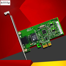 NEW PCI-E X1 10 100 1000M RJ45 Gigabit Ethernet Network Card Server Adapter Nic 82574L EXPI9301CT 9301CT Network Adapter for PC cheap h1111z 10 100 1000Mbps Internal Wired 1000M Ethernet RoHS 802 11n 802 11ac Other PCI Express 600 Mbps AC3286 network card pci-e
