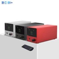 SMSL M500 MQA USB DAC Headphone Amplifier ES9038PRO Chip RCA Optical Caoxial Audio Decorder Amplifiers DSD Mini XMOS XU 216