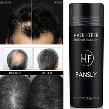 Черное волокно, порошковые волокна для наращивания волос, плотный консилер для выпадения волос