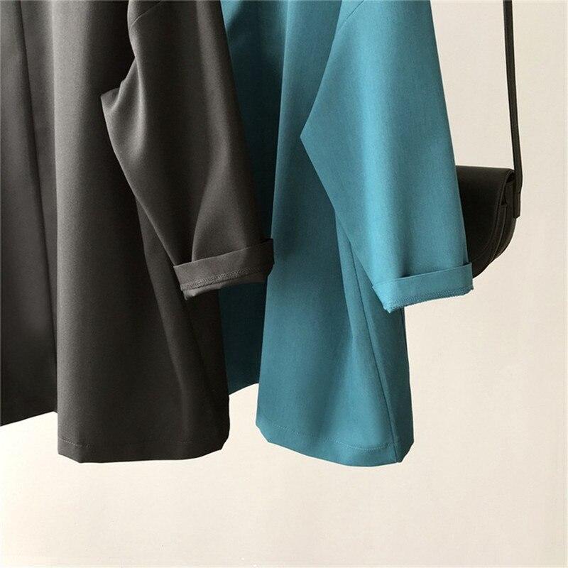 Women Office Jacket Slim Suit clothes 2019 Autumn Women`s Working Suit vadim blazer women`s tops Ladies Business Suit (32)
