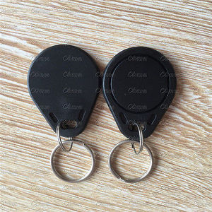 20PCS/Lot RFID Sensor Proximity IC Key Tags Keyfobs Token NFC TAG Keychain 13.56MHz For Arduino for Access Control Attendance