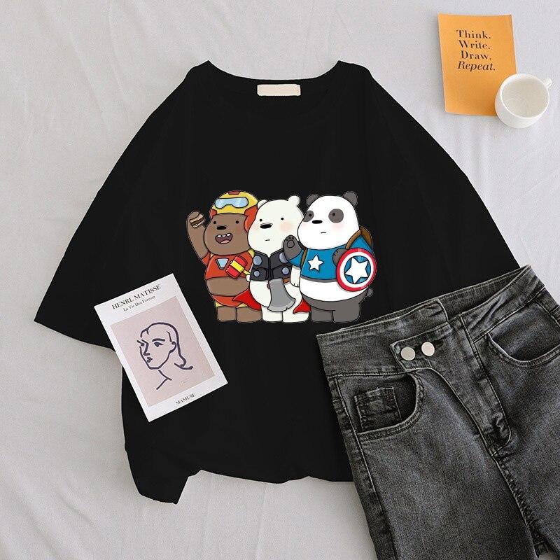 New-Harajuku-Kpop-Female-Tshirt-We-Naked-Bears-Print-Short-Sleeve-Tops-Tees-Fashion-Casual-T (2)