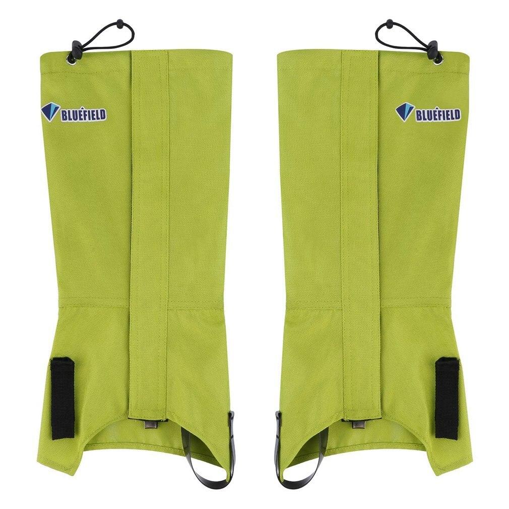 New 1 Pair/Set Waterproof Outdoor Hiking Walking Climbing Hunting Trekking Snow Legging Gaiters Winter Leg Protect Equipment