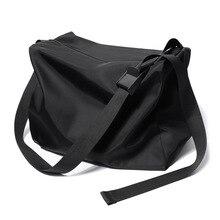Men Crossbody Bags Large Capacity Nylon Fitness Bag Bolso Hombre Men's Messenger Bag Casual Fashion Bandolera Hombre Satchels