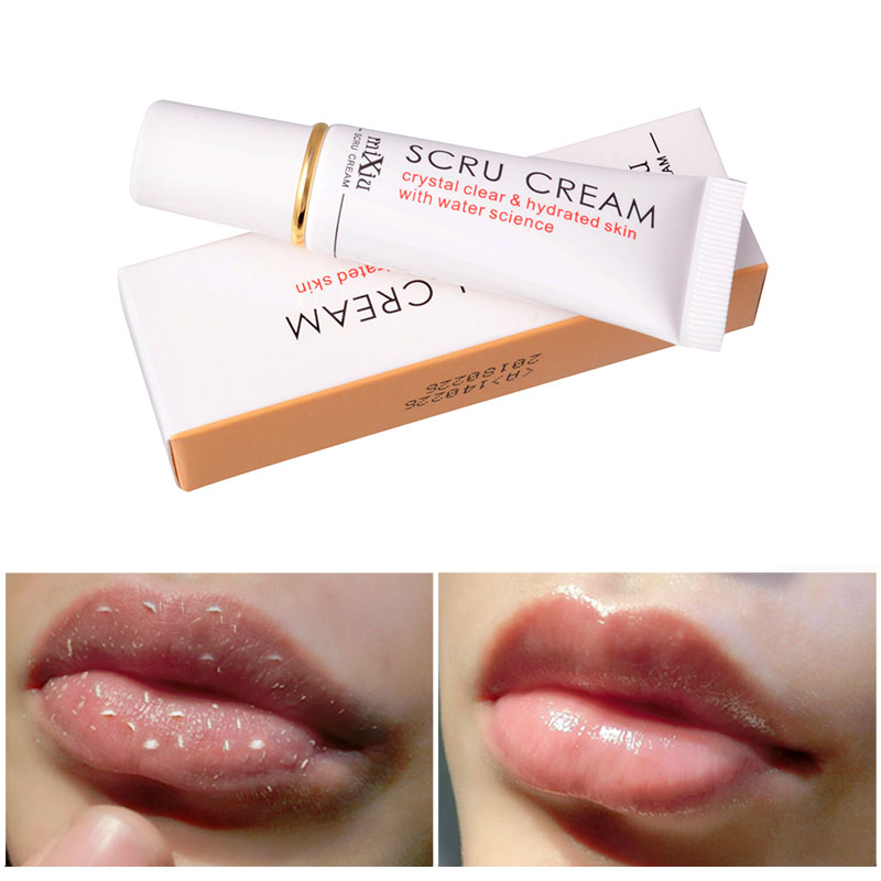 1Pc Professional Crystal Clear Lips Exfoliating Gel Propolis Lip Care Exfoliating Lip Scrub Moisturizing Lips Cosmetics TSLM2