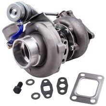 Turbocompresor Turbo para Nissan Skyline 2.0L 2.5L RB25/RB20 Bolt On versión 2 para R32 R33 R34 RB20 Max 21,75psi turbina Turbo