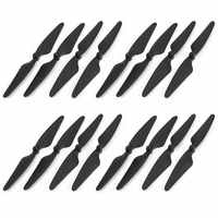 8 Pairs CW/CCW RC Propellers Props Blade RC Spare Part for Hubsan H501S H501C H501A H501M 501 RC Quadcopter Drone Aircraft Parts