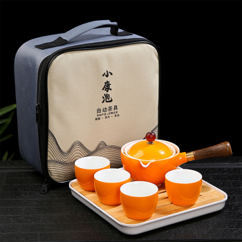 Porcelain Chinese Gongfu Tea Set 1