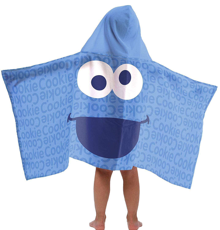 Hot Selling 3D Digital Printing Superfine Fibre Hooded Bath Towel For Children Beach Towel