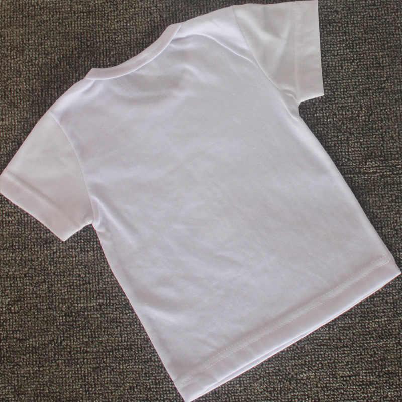 DMDM PIGเด็กเสื้อผ้าเด็กวัยหัดเดินการ์ตูนแขนสั้นTเสื้อเด็กเสื้อยืดเด็กเสื้อยืดเด็กหญิงขนาด 2 3 4 5 6 7 8Y