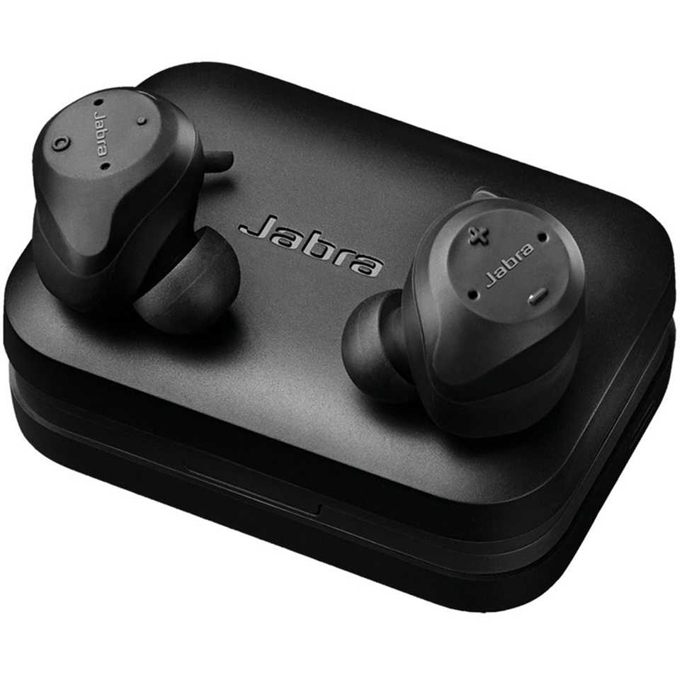 جابرا النخبة الرياضة صحيح سماعة لاسلكية تعمل بالبلوتوث سماعة متقدمة TWS الرياضة سماعات الأذن الذكية إلغاء الضوضاء مقاوم للماء
