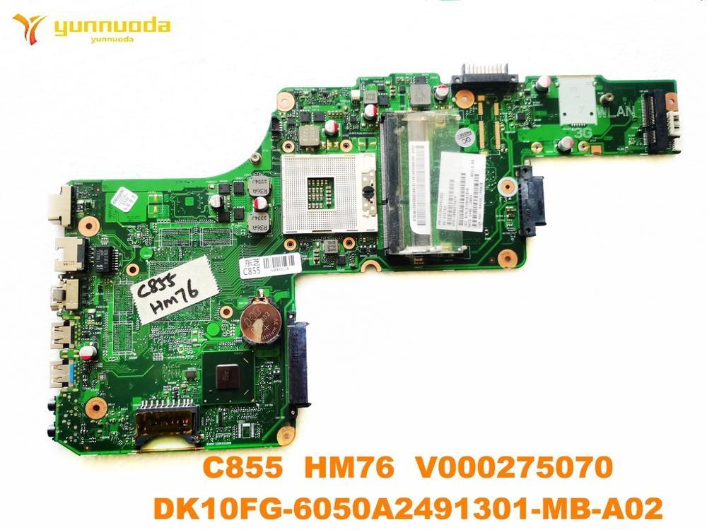 For lenovo A720 laptop motherboard DA0QU7MB8E0 90001491 Intel CPU 100/% tested