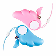 Girl Women Personal Protection Siren Keychains Alarm Safety Security Anti- Rape Loud Self Defense Emergency Alarm
