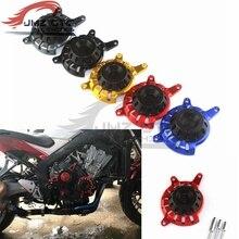 Аксессуары для мотоциклов CNC алюминиевый сплав правый двигатель защитная крышка для Honda CB650F CB 650F CB650 F