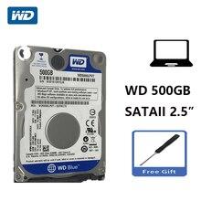 WD Blue 500Gb 2.5″ SATA II Internal Hard Disk Drive