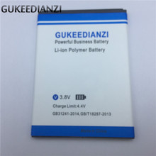GUKEEDIANZI Mobile Phone Battery A82 For Micromax A82 1800mAh High Quality and 100% New Replacement Batteries(China)
