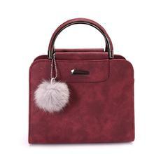 Женская кожаная сумка через плечо, кошелек бумажник сумка-мессенджер