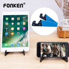 Universal Tablet Holder for Ipad Stand Simple Folding Soporte Tablet Accessories Tablette