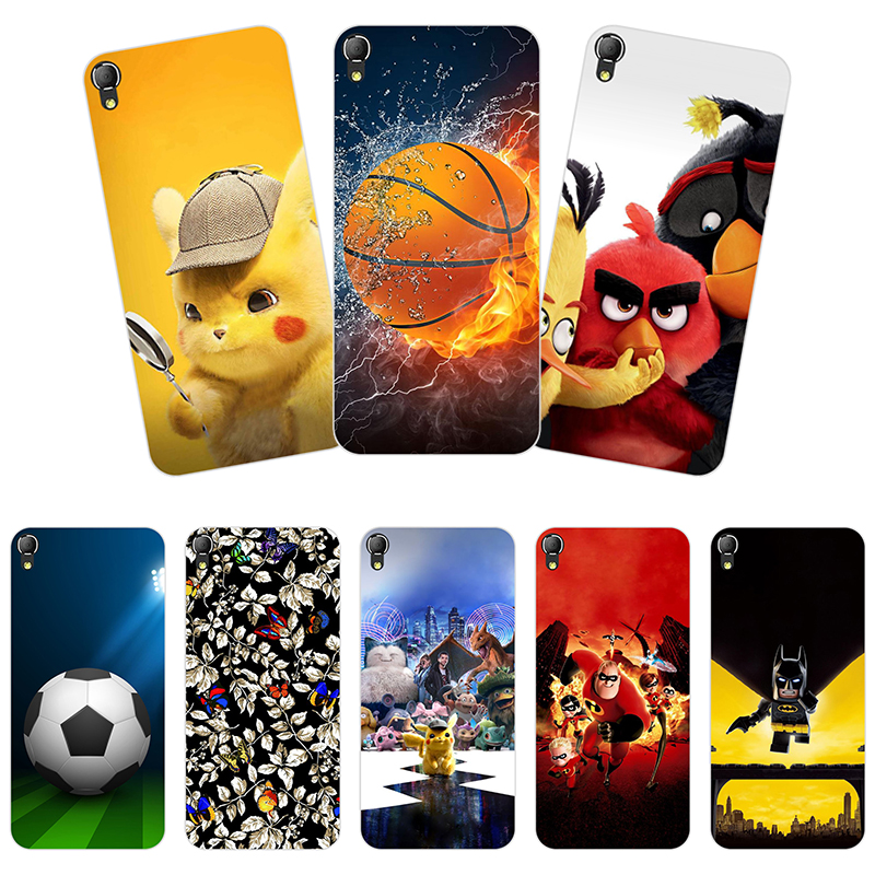 Case for <font><b>Alcatel</b></font> One Touch <font><b>Idol</b></font> <font><b>3</b></font> 5.5 inch Case Soft Silicon 3d Printing TPU Back Phone Cover For <font><b>Alcatel</b></font> <font><b>Idol</b></font> <font><b>3</b></font> <font><b>6045</b></font> 6045Y Case image