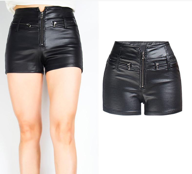 Women Sexy Mini Shorts Rivet Holes Jeans Low Waist Shorts Without Belt Ripped Denim Short 47