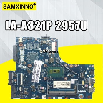 ZIUS6 / S7 LA-A321P motherboard for Lenovo S310 M30-70 notebook motherboard Pentium CPU 2957U DDR3 100% test work