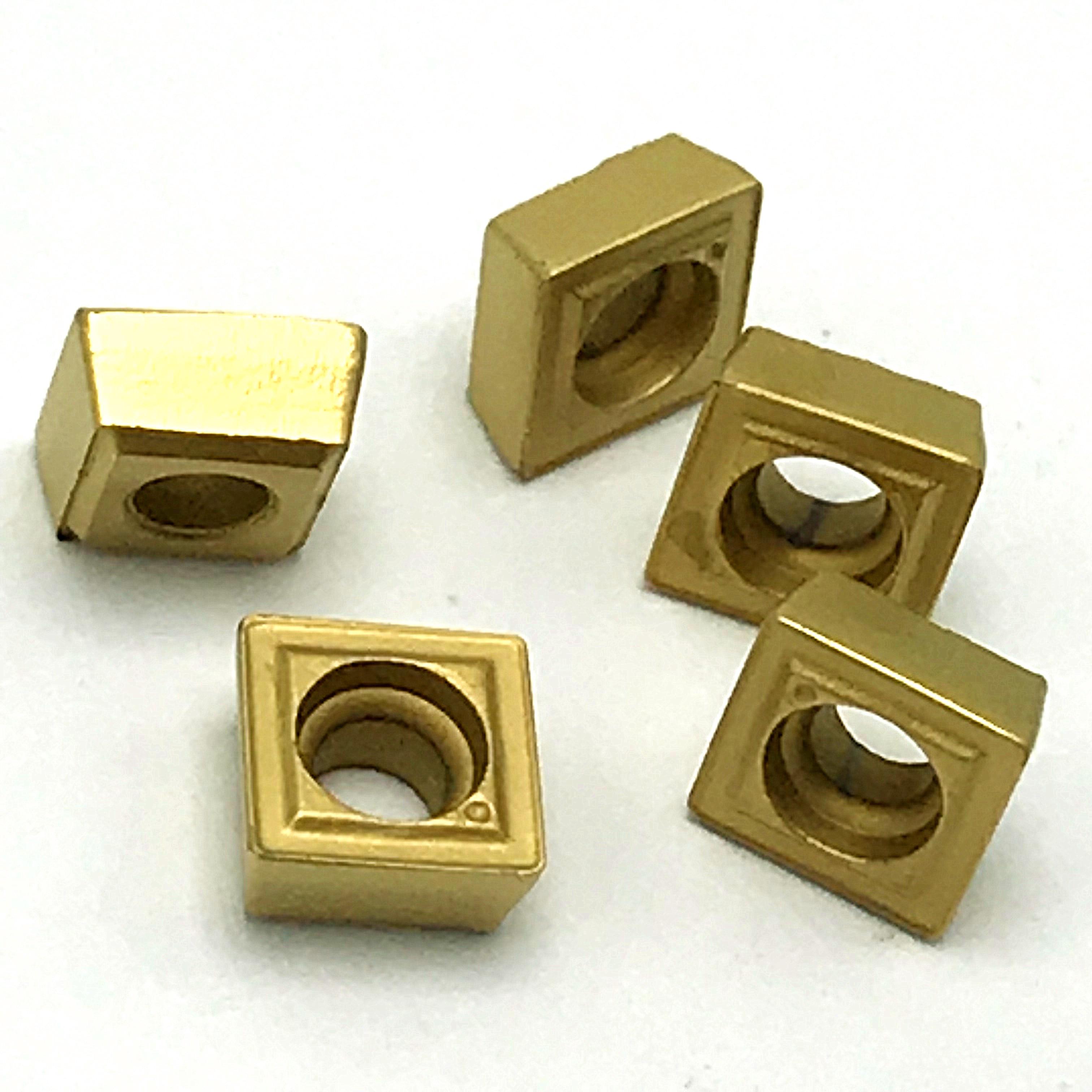 Купить с кэшбэком Tungsten Carbide SPMG050204 TT8020 TT9030 lathe turning tool carbide inserts Hard Alloy insert  U drills Milling cutter