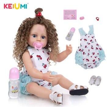 Кукла-младенец KEIUMI KUM14S9UT098SU 3