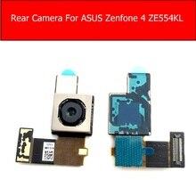 الكاميرا الخلفية الرئيسية لآسوس ZenFone 4 ZE554KL الكاميرا الخلفية الكبيرة مع قطع غيار الكابلات المرنة