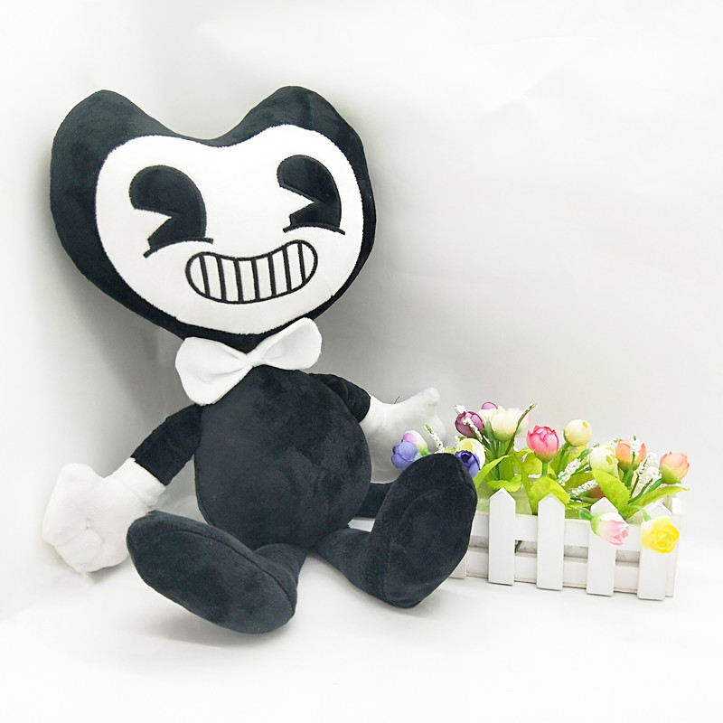 30CM Bandy And Ink Machine Halloween Gifts Festival Plush Dolls