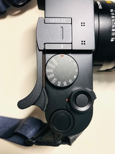 Image 4 - Ze stopu aluminium ze stopu aluminium kciuk uchwyt metalowy uchwyt kciuka Hot pokrowiec na buty mocowanie kamery dla Leica Q2 p Typ 116 czarny czerwony
